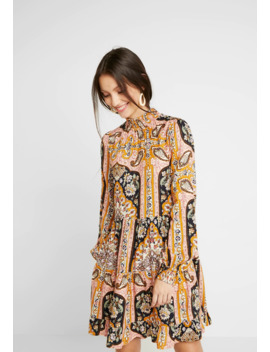 Sheered Tiered Paisley Dress   Vestito Estivo by Miss Selfridge