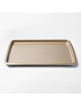 "Cravings By Chrissy Teigen 21""X15"" Aluminum My Go To Baking Sheet by Cravings By Chrissy Teigen"