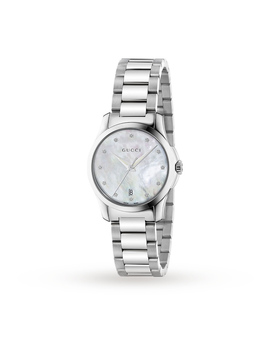 Gucci Timeless Ladies Watch by Goldsmiths