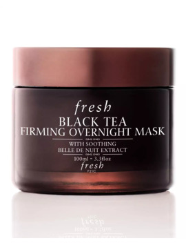 Black Tea Firming Overnight Mask, 3.3 Oz./ 100 M L by Fresh
