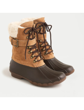 Sperry® Shearwater Boots With Buckle by Sperry