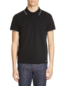 Max Short Sleeve Piqué Polo by A.P.C.