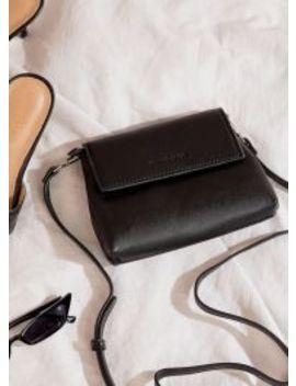Grant Bag   Black by Peppermayo