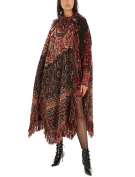 Jaquard Cape by Etro