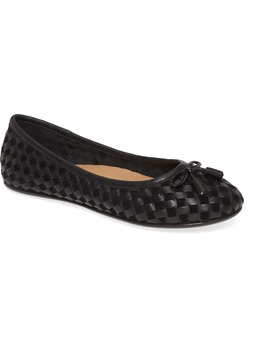 Luggage Ballet Flat by Carvela Comfort