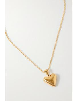 Gold Vermeil Necklace by Sophie Buhai