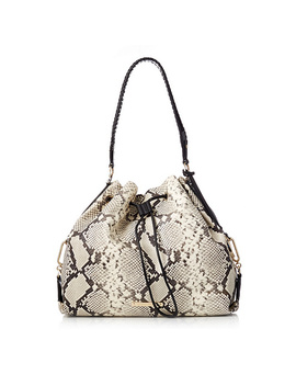Amanda Wakeley The Riley Large String Shoulder Bag by Qvc