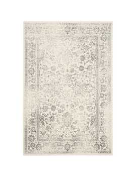Everest Floral Ivory 6'x9' Rug by Pier1 Imports