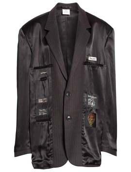 Vetements          Oversized Lining Jacket by Vetements