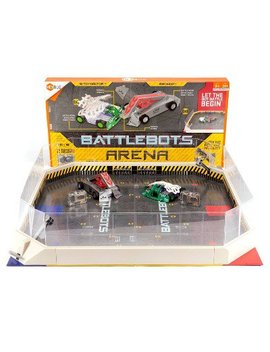 Hexbug Battle Bots Arena 3.0 (Bronco Vs Witch Doctor 2.0) by Hexbug