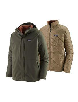 Patagonia Men's Lone Mountain 3 In 1 Jacket by Patagonia