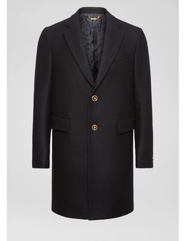 Wool Coat by Versace
