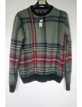 Update: Buy Now Available   Brand New Stussy Mohair Sweater by Stussy  ×