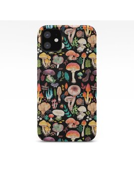 Mushroom Heart I Phone Case by Society6