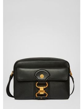 Damysus Cross Body Bag by Versace