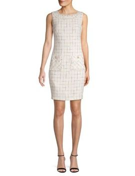 Printed Mini Dress by Karl Lagerfeld Paris