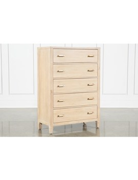 Gramercy Chest Of Drawers By Nate Berkus And Jeremiah Brent by Living Spaces