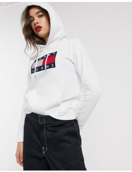 Tommy Jeans Metallic Logo Hoodie by Tommy Jeans Capsule