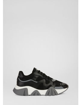 Squalo Sneakers by Versace