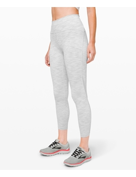 """Train Times Pant 25"""" Online Only Full On™ Luxtreme by Lululemon"""