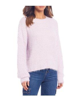 Eyelash Sweater by Gb