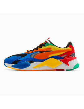 Puma X Rubik's Rs X³ Trainers by Puma