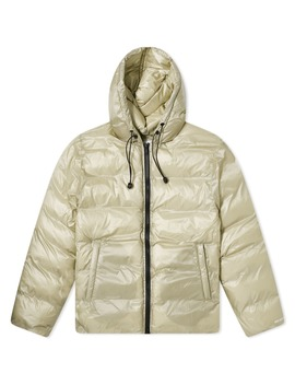Mki Hooded Bubble Jacket by Mki