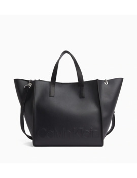 Large Convertible Tote Bag by Calvin Klein