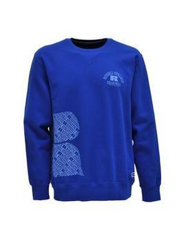 Russell Men's Fleece Crew Sweater Russell Men's Fleece Crew Sweater by Hibbett