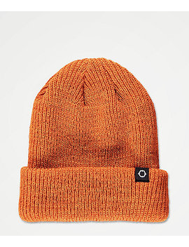Empyre Carter Rust Orange Beanie by Empyre