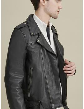 Finn Leather Rider Jacket With Thinsulate™ Lining by Wilsons Leather