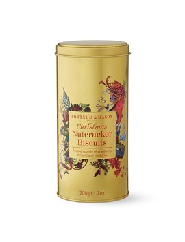Fortnum & Mason Christmas Nutcracker Biscuit, 200g by Williams   Sonoma