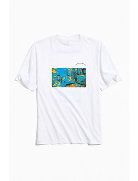 Paradise Youth Club Fantasy Tee by Paradise Youth Club