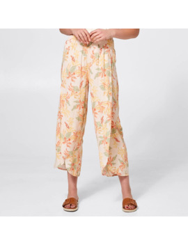 Piping Hot Split Beach Pants   Soft Tropics by Target