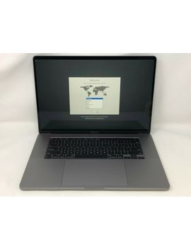 """Mac Book Pro 16"""" Space Gray 2019 2.3 G Hz I9 8 Core 32 Gb 1 Tb 5500 M 8 Gb   Very Good by Apple"""