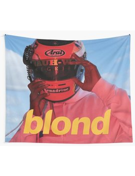 Frank Ocean Blond  Wall Tapestry by Redbubble