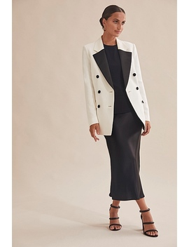 Contrast Tux Blazer by Country Road