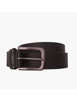 Men's Heritage Leather Belt   by Thursday Boots