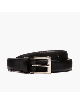 Men's Classic Leather Belt  by Thursday Boots