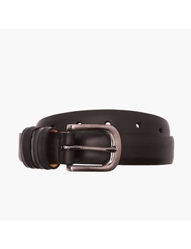 Men's Refined Leather Belt  by Thursday Boots