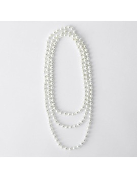 Livey Pearl Necklace by Target