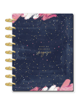 The Classic Happy Planner Girl® Stargazer Dreaming by Me & My Big Ideas