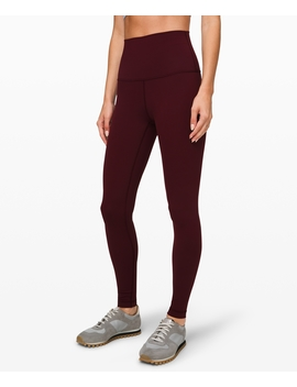 """Wunder Under Super High Rise Tight Full On Luxtreme Online Only 28""""Full On™ Luxtreme by Lululemon"""