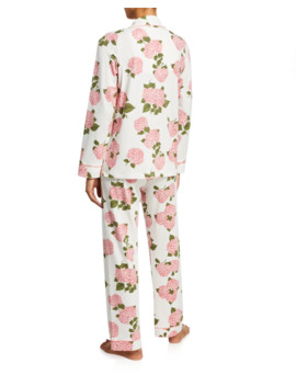 Floral Classic Pajama Set by Bed Head Pajamas