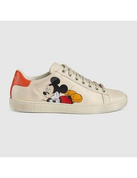 Women's Disney X Gucci Ace Sneaker by Gucci