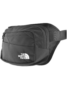 Bozer Waist Bag Black by The North Face