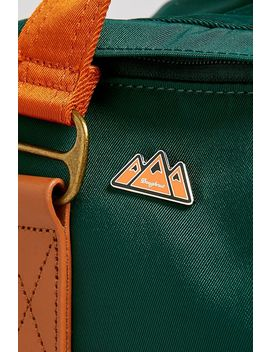 Doughnut Mountain Pin Badge by Doughnut