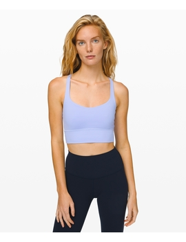 Free To Be Bra Long Line Online Only New Luxtreme™ by Lululemon