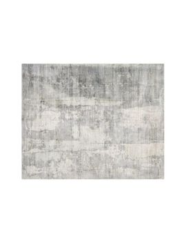 Tottori Grey Abstract Rug 8'x10' by Crate&Barrel