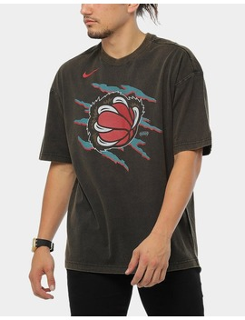 Nike Vancouver Grizzlies Classic Edition Tee Black by Nike